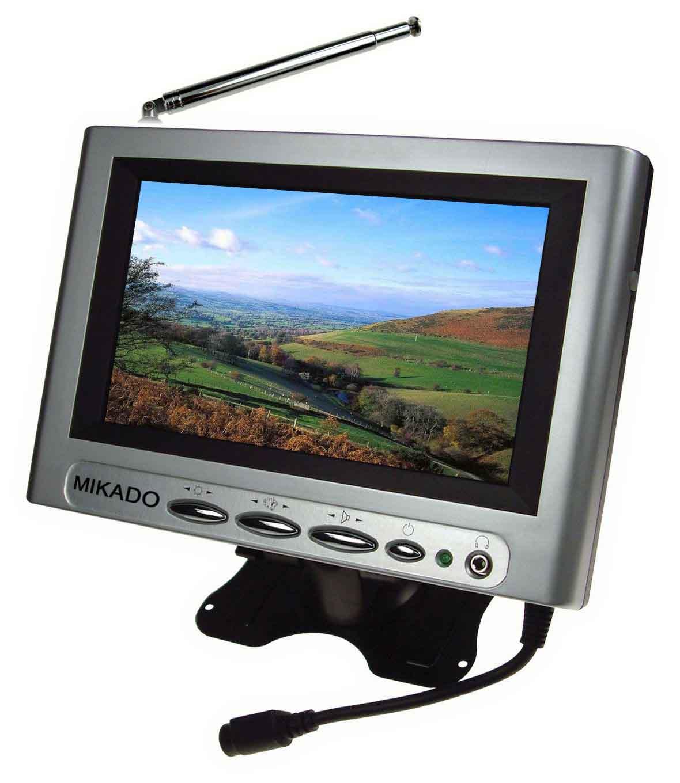 Home Appliances: Mini LCD TV