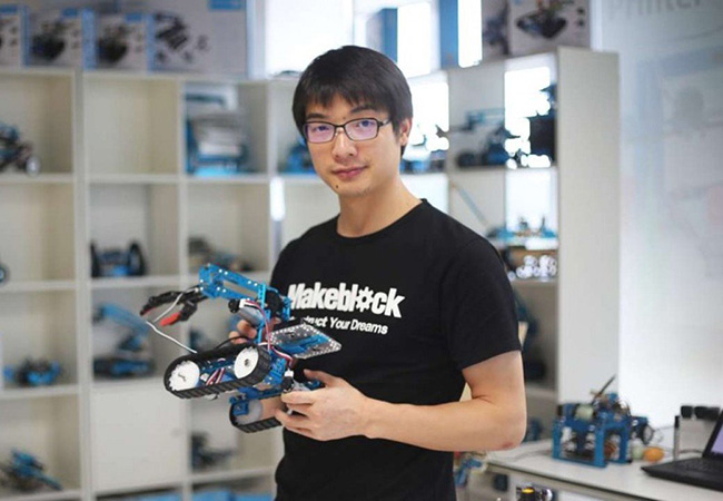 Tinuku DIY robotics maker Makeblock raise Series C fund to expand market