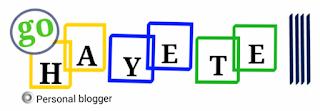 Gohayete blog membahas cerita curhatan dan tentang kerjaan berdasarkan pengalaman