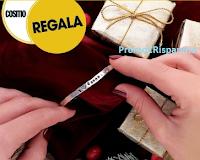 Logo Partecipa gratis e vinci bracciali Filodamore di Rubina Gioielli