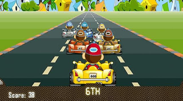 Bilgisayar oyunu araba oyunları