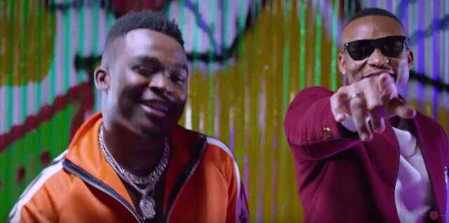 Download Video | Otile Brown ft Aslay - Nikupe Nini