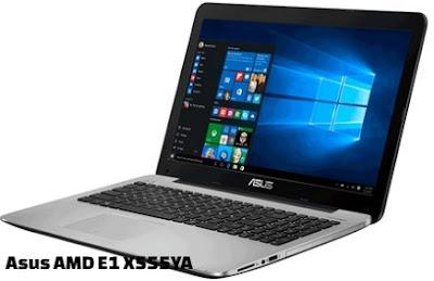 harga laptop asus amd e1 x555ya