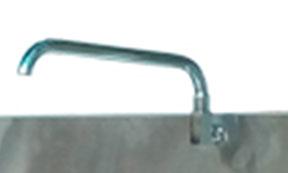 Vòi nước của bếp á