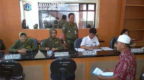 Pedoman Pelayanan Administrasi Terpadu Kecamatan