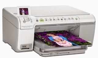 HP Photosmart C5280 Printer Driver Download