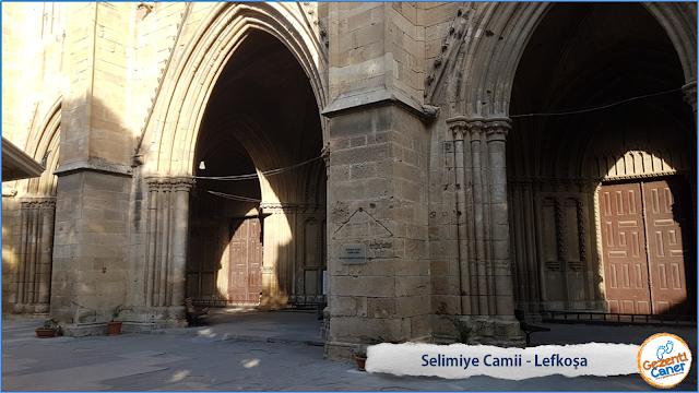 Selimiye-Camii-Lefkosa