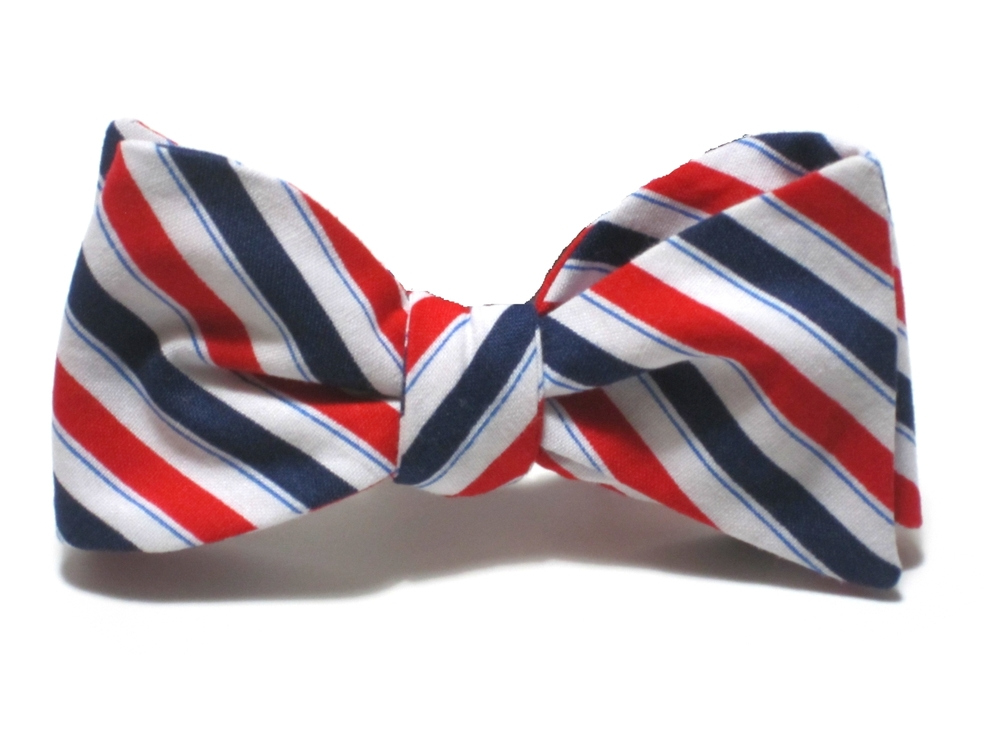 Preppy In Pittsburgh: Bow Ties with a Twist of Creativity