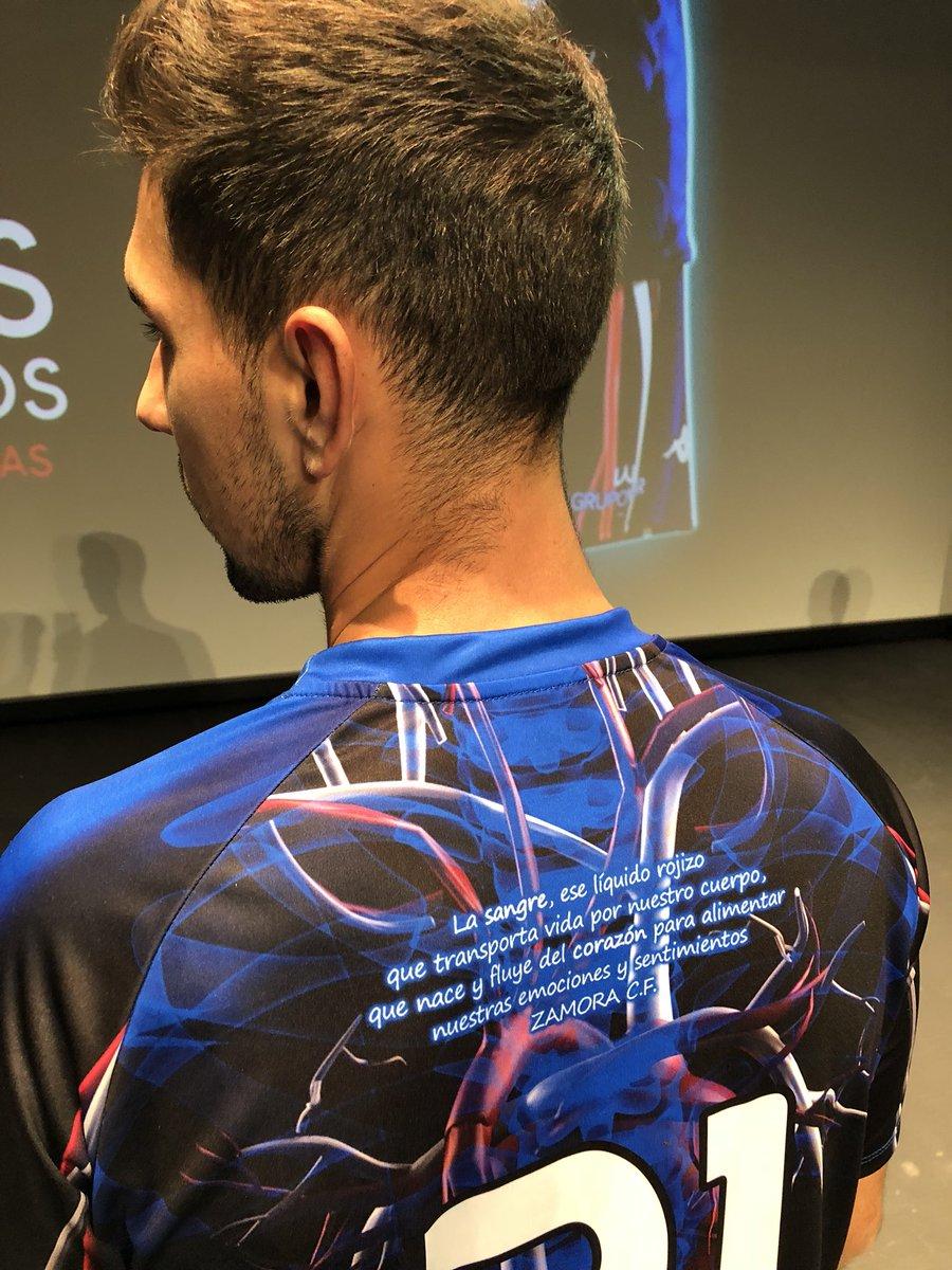 Spanish minnows Zamora CF reveal bizarre human anatomical kit