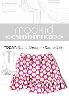 Modkid Rachel Dress as a Skirt