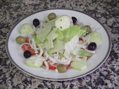 Ensalada valenciana