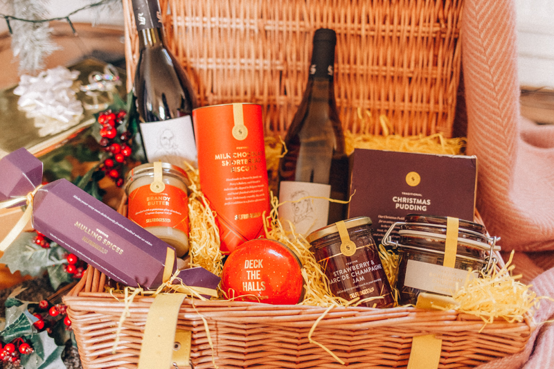 Selfridges Selection Christmas Hamper Products