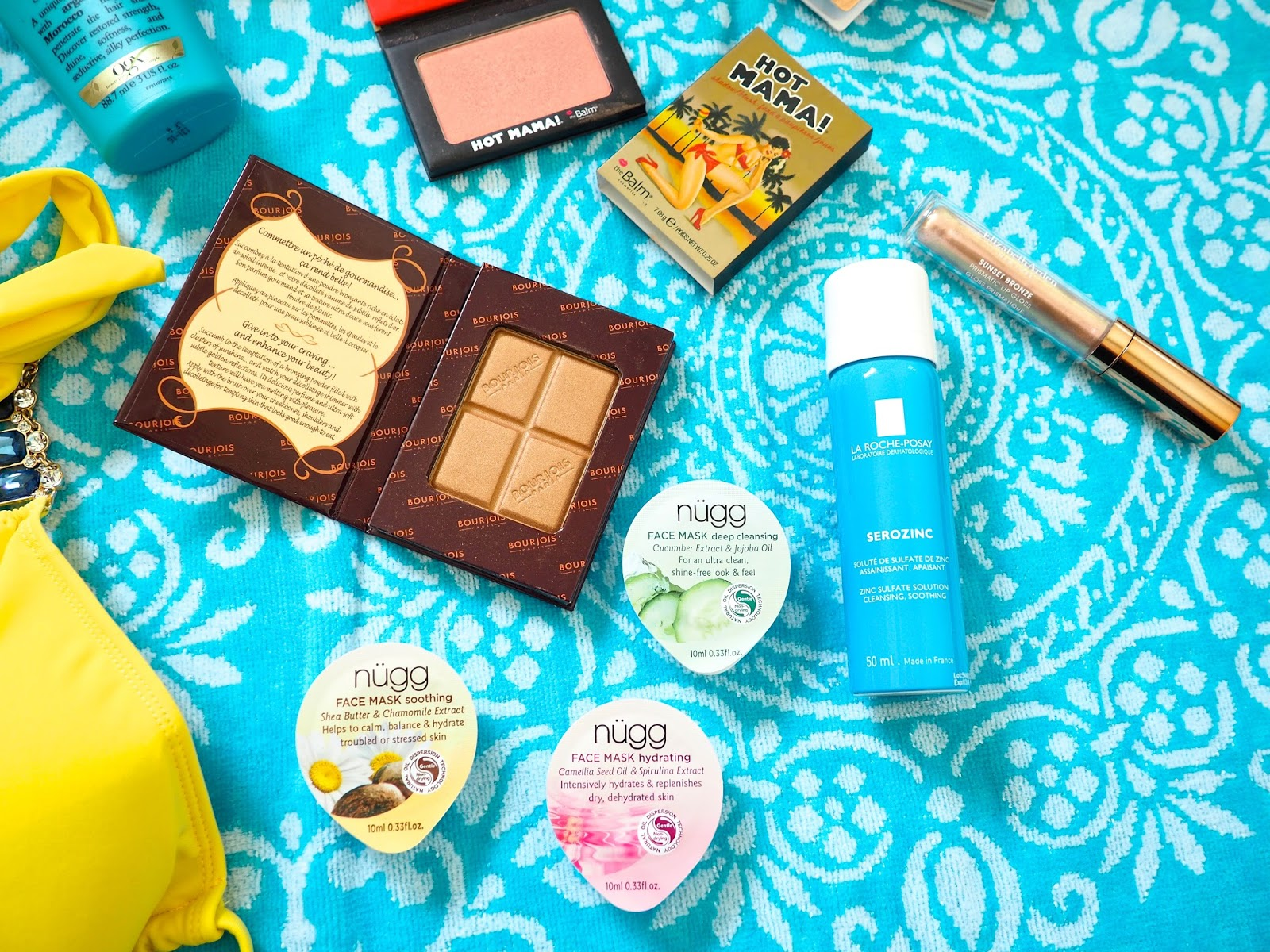 It's Cultured Holiday Essentials Skincare and Makeup Cosmetics