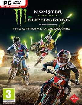 یاری Monster Energy Supercross – The Official Videogame بۆ pc داگرتن لهڕێگهی تۆرینێت