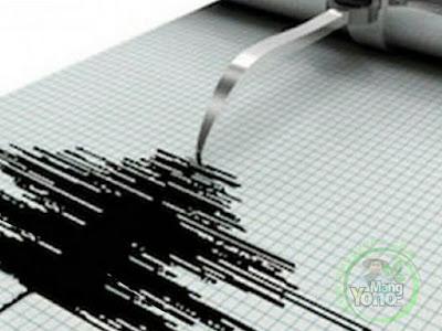 Gempa kembali dirasakan di Jakarta, Jumat 26 Januari 2018