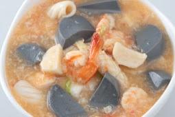 Sup Tofu Cumi Nikmat