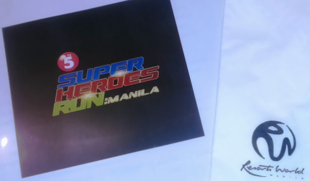 Be a hero for a day! Join TV5's Super Heroes Run Manila!
