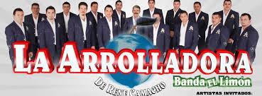 La Arrolladora en Guadalajara 2015 2016 2017 boletos primera fila hasta adelante VIP no agotados