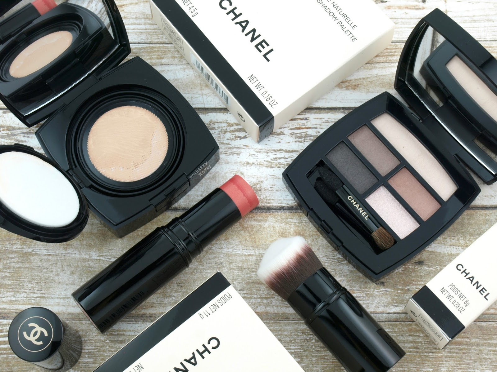 Chanel Les Beiges de Chanel Collection: Review and Swatches