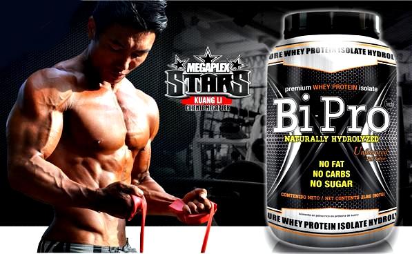 Proteínas masa muscular BiPro UPN