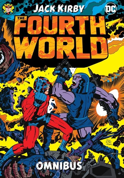 JACK KIRBY'S FOURTH WORLD!