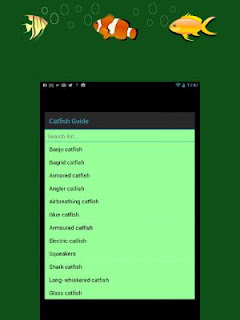 Catfish Guide Android App