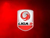 Klasemen Liga 2 2018, 26 April 2018 - 1 Tim Eks Liga 1 Terpuruk, Blitar United dan Persika di Puncak