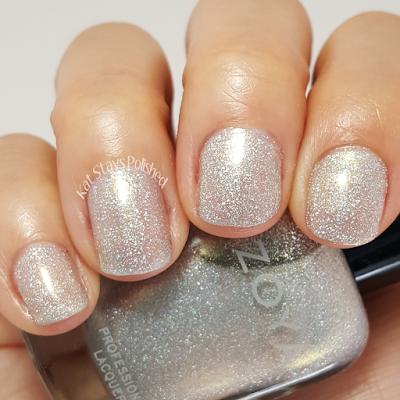 Zoya Urban Grunge Metallic Holos - Alicia | Kat Stays Polished