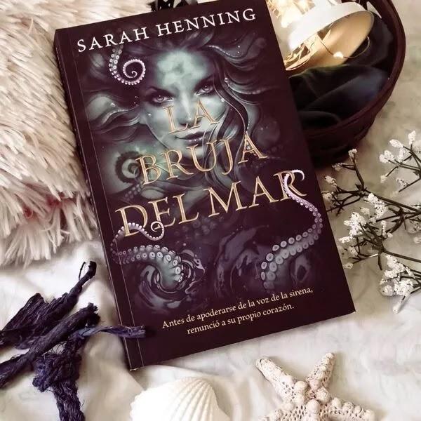 Foto del libro La bruja del mar de la autora Sarah Henning