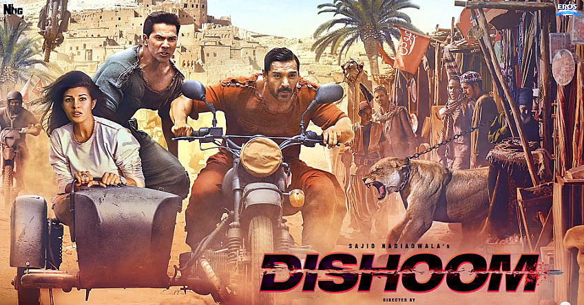Bollywood movie Dishoom Box Office Collection wiki, Koimoi, Dishoom cost, profits & Box office verdict Hit or Flop, latest update Budget, income, Profit, loss on MT WIKI, Bollywood Hungama, box office india