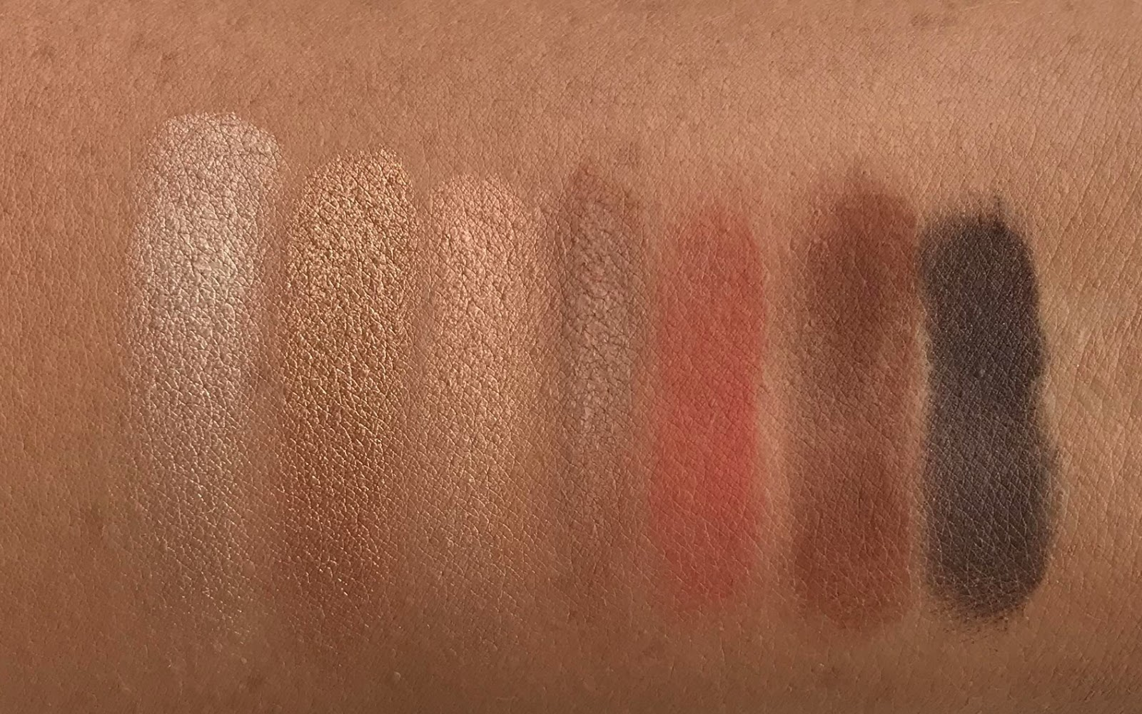 Urban Decay Born To Run Palette Review & Swatches