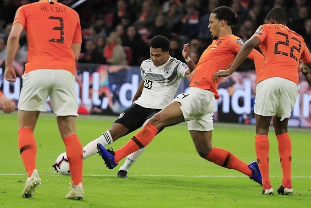 Jerman Tundukkan Belanda di Johan Cruijff Arena