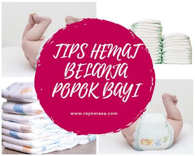 tips hemat belanja popok bayi