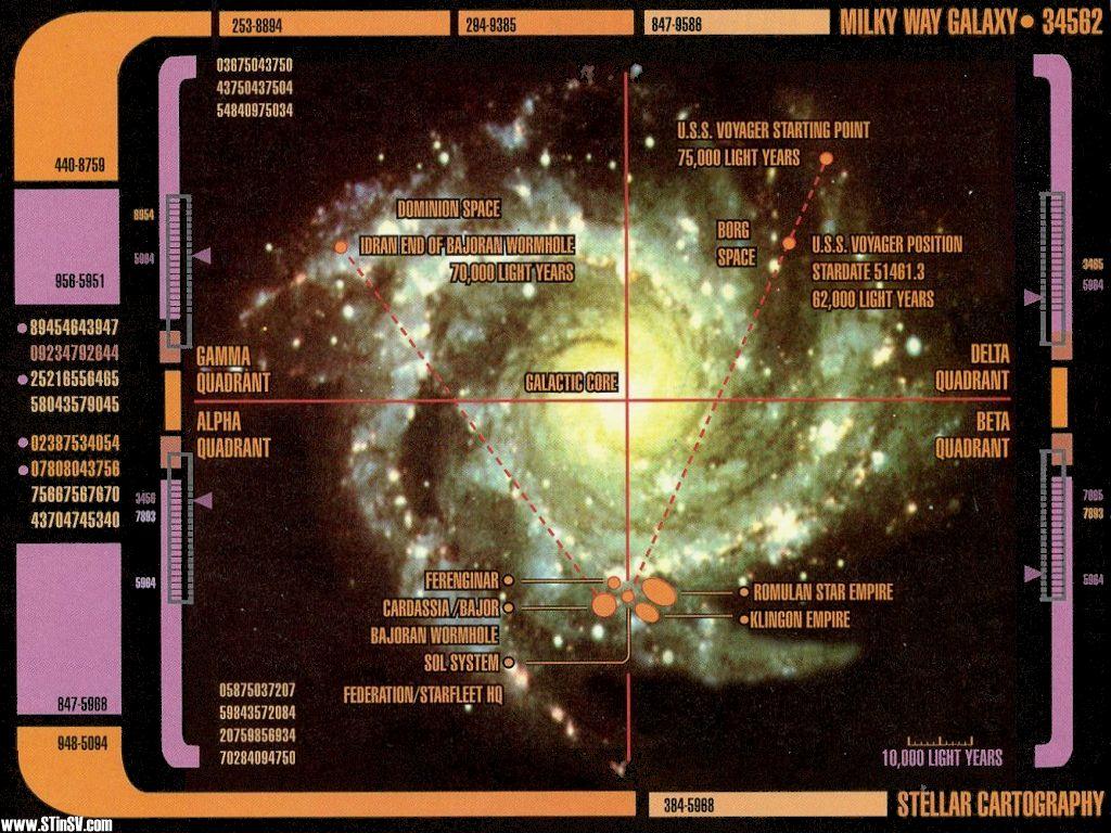 Star Trek Universe Map Nerdovore: Star Trek Maps Star Trek Universe Map