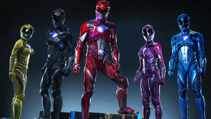 MOVIES: Power Rangers - News Roundup *Updated 17th February 2017*