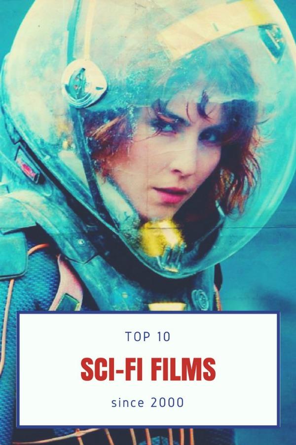 top 10 sci-fi films