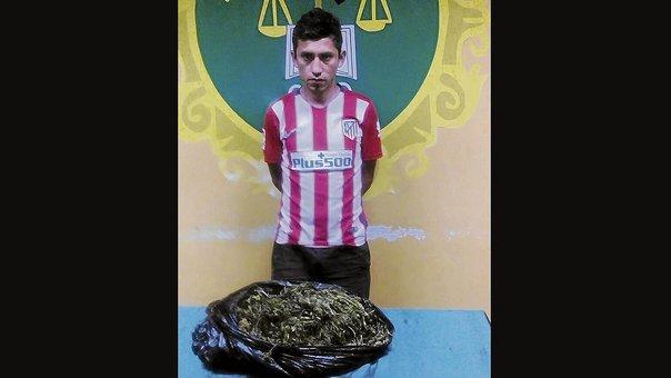 policia decomisa 1 kilo de ketes y marihuana chincha