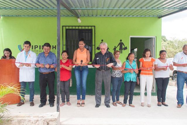 Inauguran Centro para el Desarrollo de las Mujeres