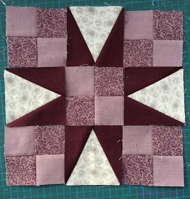 Part 3 - En Provence, Bonnie Hunter Mystery Quilt 2016