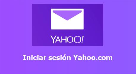 Yahoo inicio de sesion