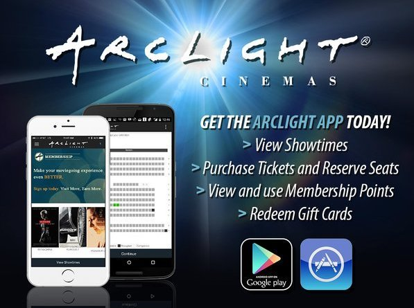 Get the ArcLight App