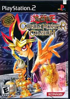 Yu Gi Oh Capsule Monster Coliseum PS2 ISO Download