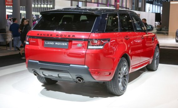 Land Rover - Range Rover Sport HST Limited Edition
