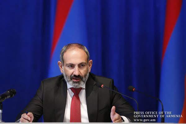 Pashinyan: Armenia lista para continuar las conversaciones sobre Karabaj
