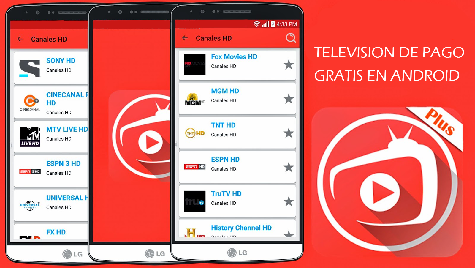 Mega Player Tv De Pago Gratis En Android