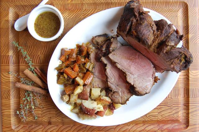 Roast Leg Of Lamb Gordon Ramsay
