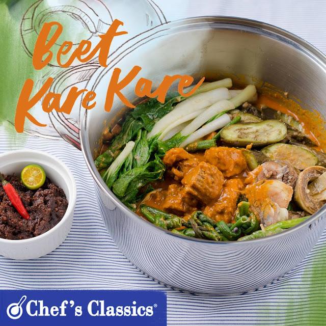 Beef Kare-Kare Recipe