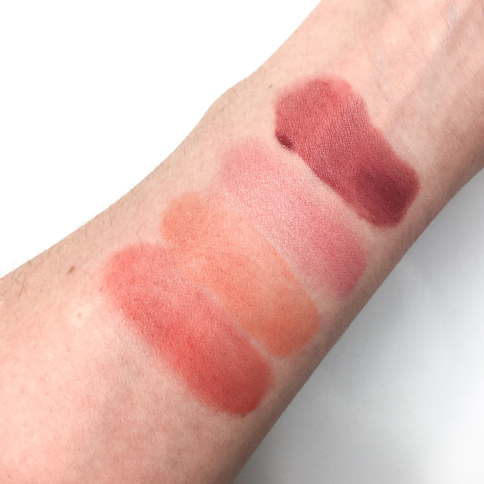 A Little Bit etc.: Review: NARS Liquid Blushes with Swatches of ...