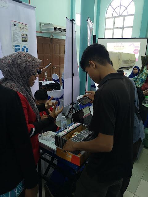 Kolokium Penyelidikan dan Pertandingan Inovasi Kolej Komuniti Negeri Selangor 2018,