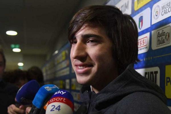 Liverpool Tertarik Mendatangkan Pemain Brescia, Sandro Tonali